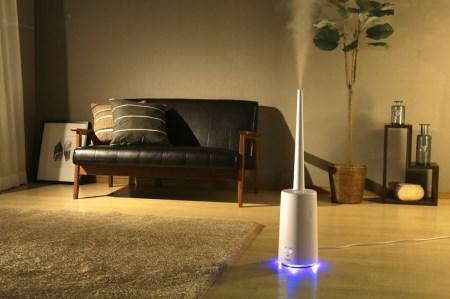 超音波式加湿器 リモコン付き ホワイト UHM-280C-W 寄附金額20,000円(宮城県角田市) イメージ