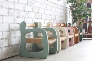 赤ちゃん椅子 ami‐アミ(ベビーピンク)寄附金額90,000円(兵庫県三木市)
