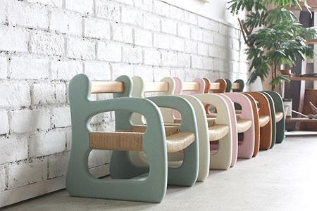 赤ちゃん椅子 ami‐アミ(ベビーピンク)寄附金額90,000円(兵庫県三木市) イメージ