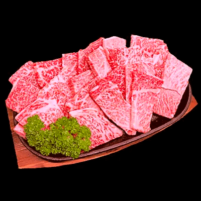 佐賀牛A5焼肉用【厳選部位】(ロース肉・モモ肉・ウデ肉・バラ肉)400g イメージ