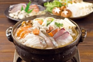 魚介たっぷり 石狩鍋【2~3人前】寄附金額10,000円