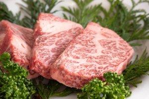 熊野牛ロースステーキ 160g×2 寄附金額20,000円