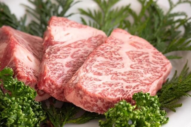 熊野牛ロースステーキ 160g×2 寄附金額20,000円 イメージ