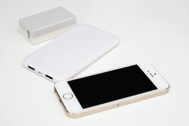 CHINON・モバイル充電器UC4200(カラー:白)/チノン