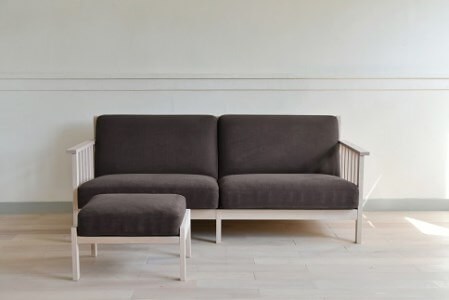 n'frame Sofa Ⅰ L & n'frame Sofa Ottoman