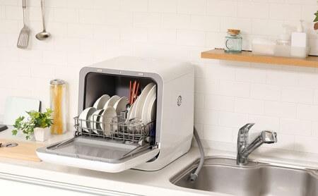 食器洗い乾燥機 ISHT-5000-W イメージ