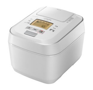 【圧力スチームIH】炊飯器(5.5合用)RZ-V100CM