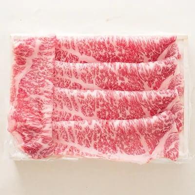 松阪牛 しゃぶしゃぶ肉(ロース)500g