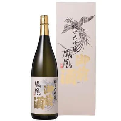 岡山の地酒【御前酒】純米大吟醸 鳳凰 1800ml
