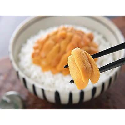 【北海道産】えぞバフンうに豪華!!食べ比べセット(折4枚・塩水4枚)