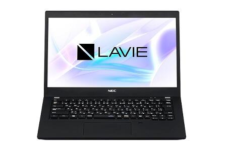 NEC LAVIE Direct PM(X)13.3型フルHD液晶搭載のハイスペックモバイルノートPC 2019年秋冬モデル イメージ