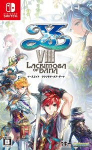 Nintendo Switch イースVIII -Lacrimosa of DANA- / Nintendo Switch ゲームソフト