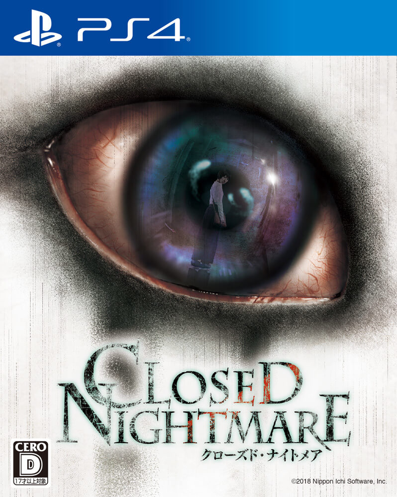 PS4 CLOSED NIGHTMARE / PlayStation 4 ゲームソフト イメージ