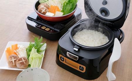 米屋の旨み 銘柄炊き ジャー炊飯器 3合 RC-MC30-B