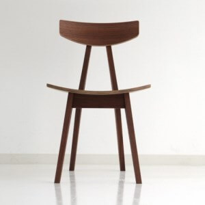 Dining chair〈Nordlys〉
