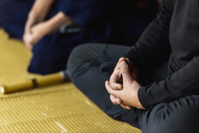 龍伝説の古刹、岩殿観音正法寺で心のデトックス、リセット体験