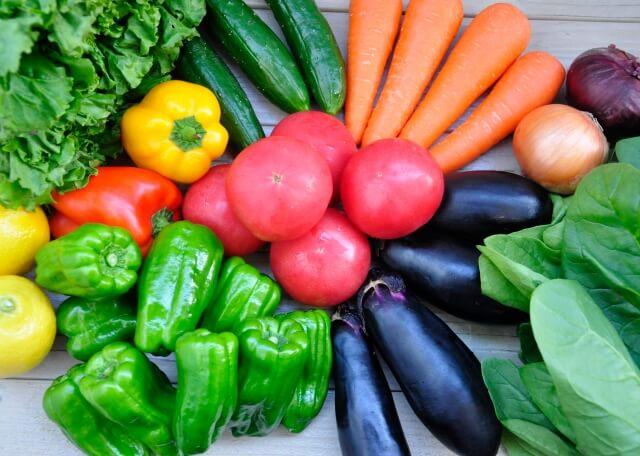 有機JAS・JGAP認証 オーガニック・野菜セット毎月1回、計12回お届け「定期便」しあわせ野菜畑 イメージ