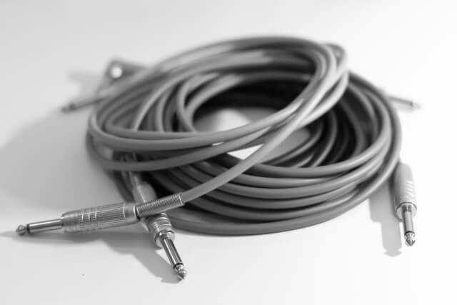 トリプルクロス オリジナル楽器用ケーブル