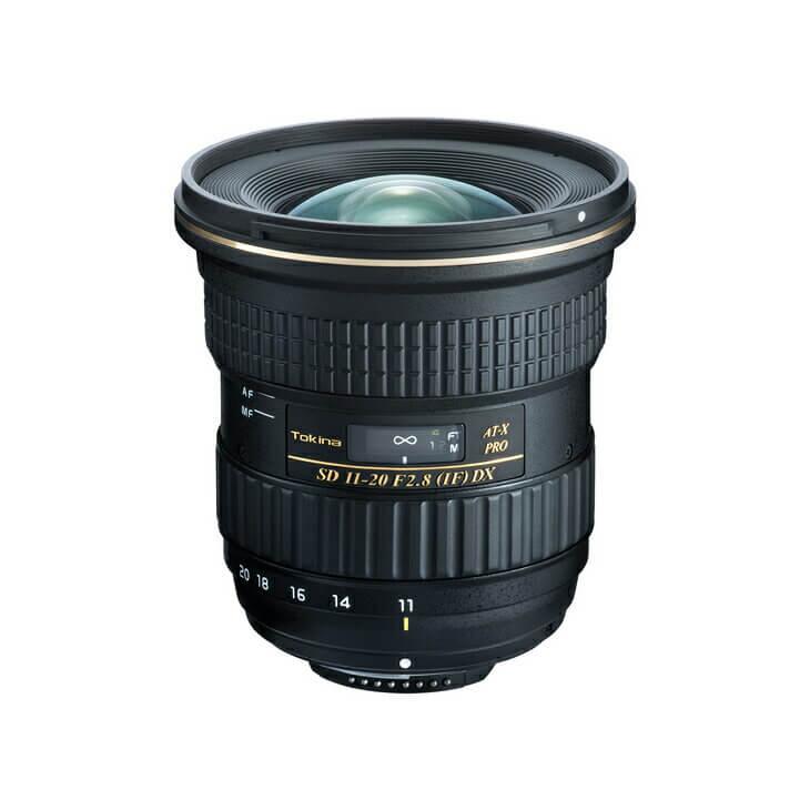 広角ズームレンズ AT-X 11-20 PRO DX(Nikon Fマウント)