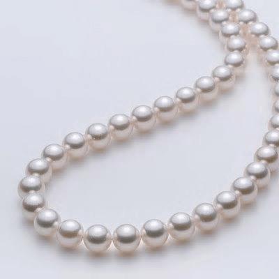 アコヤ本真珠8.0-8.5mm ネックレス