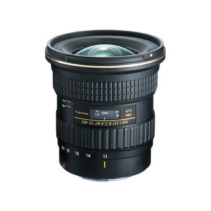 広角ズームレンズ AT-X 11-20 PRO DX(Canon EFマウント) イメージ