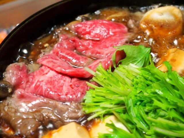 「肉のキング」特選飛騨牛5等級すきやき用(ロース750g) イメージ