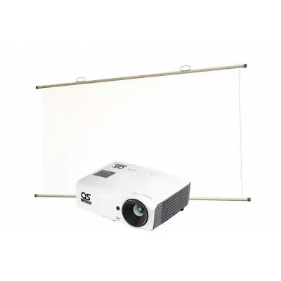プロジェクタールクソス(XGA)+掛図スクリーンAG10 イメージ