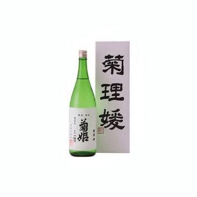 【白山の地酒】 菊姫のこだわり 《菊理媛》