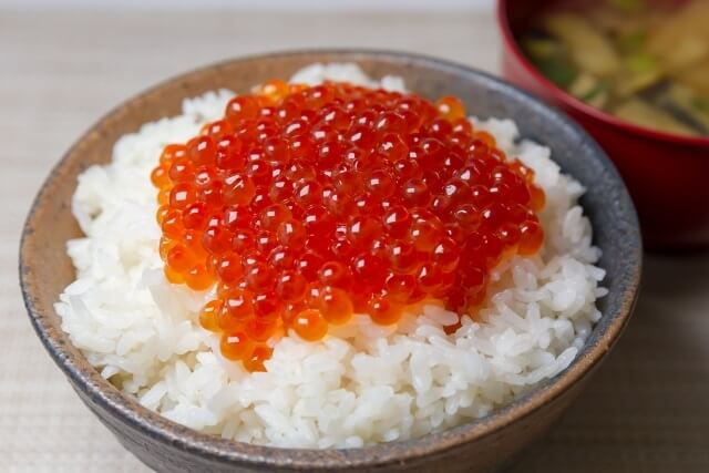 旨さたっぷり500g!北海道産天然秋鮭いくら昆布醤油漬け イメージ