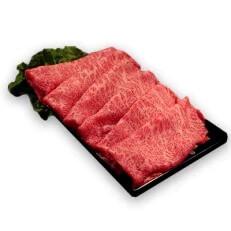 佐賀牛A5しゃぶしゃぶすき焼き用【厳選部位】(ロース・モモ肉・ウデ肉) イメージ