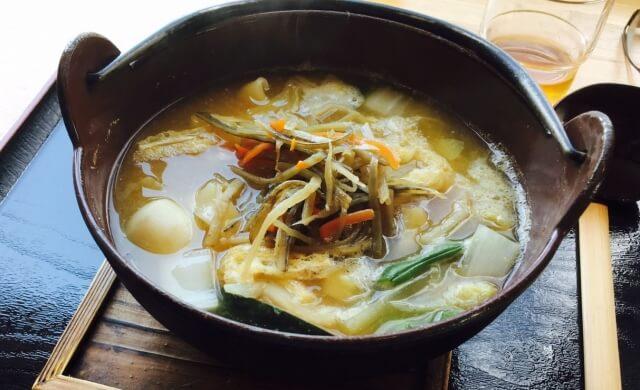 温泉麺3種セット(ほうとう・うどん・そば) イメージ