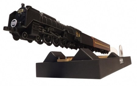 宙に浮く!銀河鉄道999 フローティングモデル イメージ