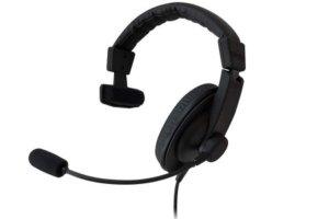 SOUND WARRIOR密閉型片耳ヘッドセット(SW-TR1)