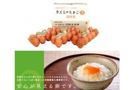 タズミの卵(30個×6ヶ月) イメージ