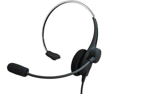 SOUND WARRIOR片耳軽量ヘッドセット(SW-H1) イメージ