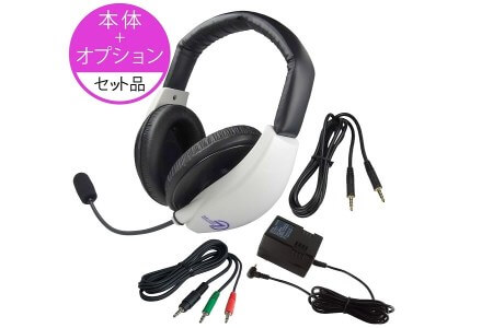 SOUND WARRIORキオークマン7フルセット(SH-9501AC) イメージ