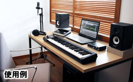 【Roland】MIDI キーボード コントローラー A-49-BK イメージ