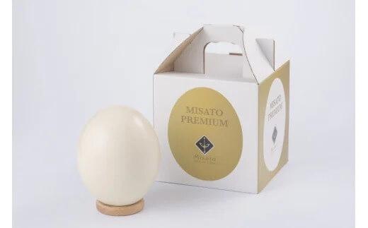限定・オーストリッチエッグ【鶏卵Mサイズ24~30個分相当】