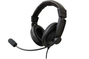 SOUND WARRIOR密閉型両耳ヘッドセット(SW-TR2)