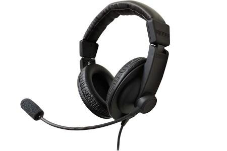 SOUND WARRIOR密閉型両耳ヘッドセット(SW-TR2) イメージ