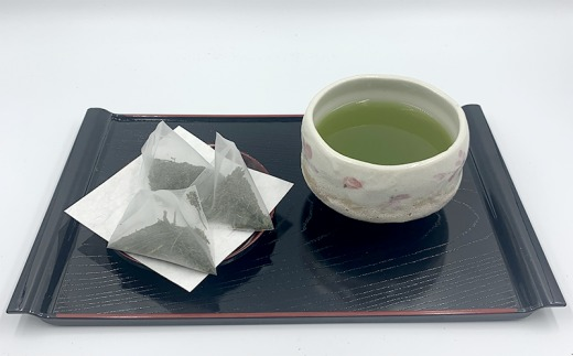 福岡県産八女茶ティーバッグ 300個