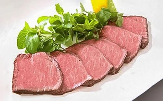 全国最多日本一獲得牛!いわて牛の本格ローストビーフ