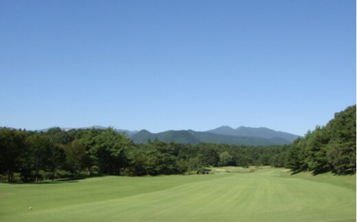 東蔵王ゴルフ倶楽部 平日ペアゴルフ利用券 イメージ