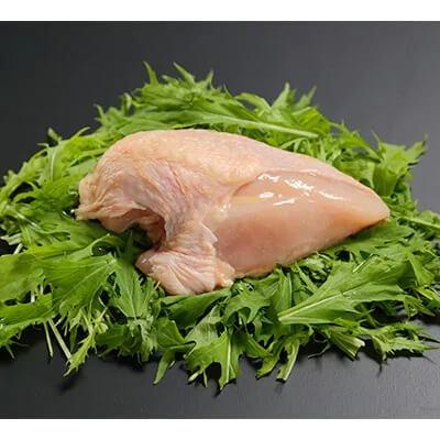 高知の銘柄鶏 四万十鶏 むね肉 2.0kg イメージ
