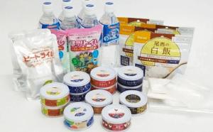 災害に備える非常食セット(発熱材&トイレ付き)