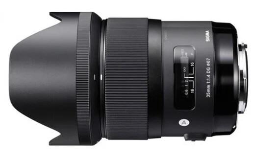 SIGMA 35mm F1.4 DG HSM | Art(数量限定)