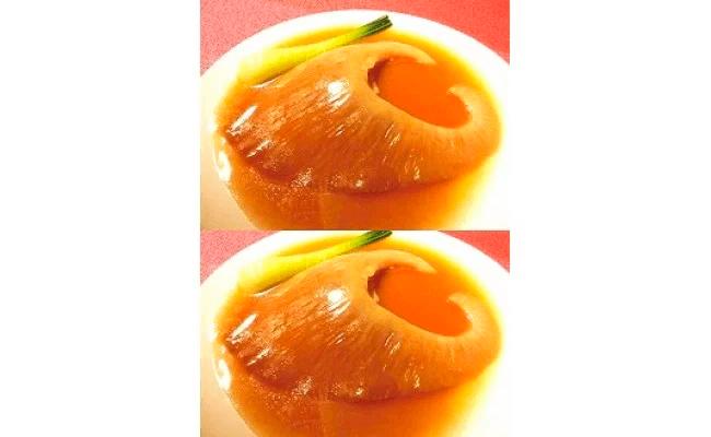 プリプリふかひれ尾ビレ姿煮 2枚セット