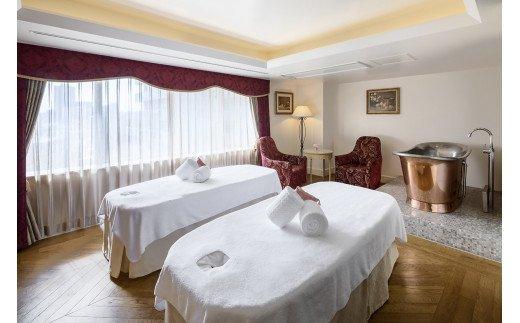 ウェスティンホテル東京 Le Spa Parisien スパ ボディ・ジェットラグセラピー 60分(要予約)