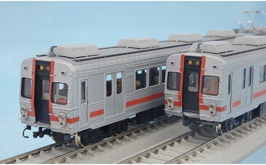 鉄道模型スタートセット「東急7600系第1編成」 カツミ