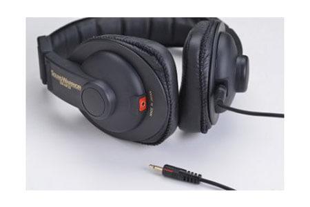 城下工業SOUND WARRIORシリーズ リスニングユース・ヘッドホン(SW-HP20-B)